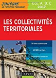 Les collectivités territoriales - Cat. A, B, C - 2017