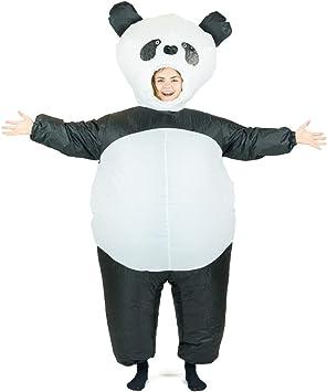 Bodysocks® Disfraz Hinchable de Panda Adulto: Amazon.es: Juguetes ...