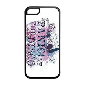 iphone 5/5s iphone 5/5s Case - Panic At The Disco iphone 5/5s iphone 5/5s Designer Case Cover Protector Designed by Windy City Accessories