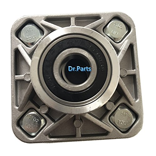 Club Car Assembly - Dr. Parts Club Car DS or Precedent Front Wheel Hub Assembly (2003-up) Golf Cart