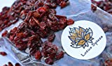 Lotus Spices - Authentic, Organic, and Genuine Barberries (Zereshk), Fresh, Non-GMO, and Pesticide-Free (4 oz)
