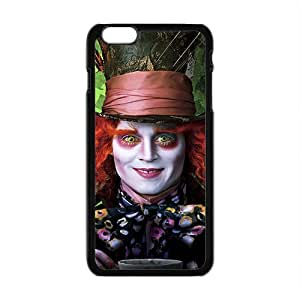 Alice In Wonderland Case Cover For iPhone 6 Plus Case by runtopwell