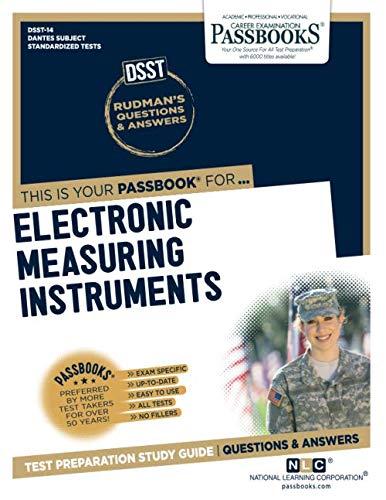 DSST Electronic Measuring Instruments (Dantes Subject Standardized Tests)