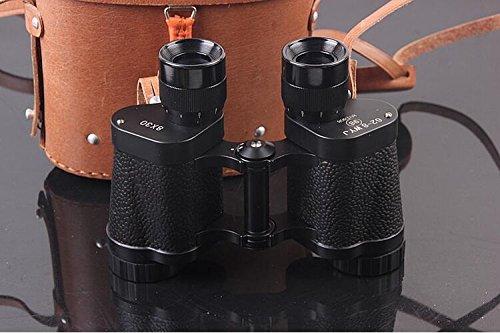 8x 30Fernglas The HD-leistungsstarken Nachtsicht mit Ein Leder Jacke