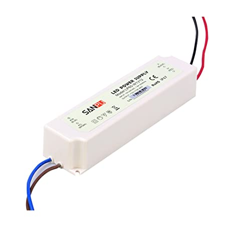 SMPS Waterproof LED Driver 12v 60w 5a Constant Voltage Switching ...