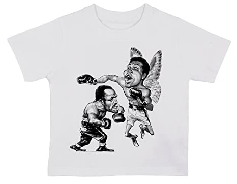 Ali & Frazer flotador dibujos animados bebé camiseta, color ...