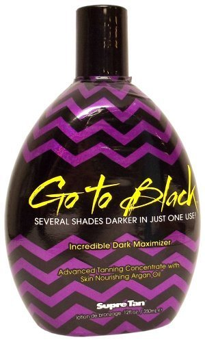 Supre GO TO BLACK DARK MAXIMIZER - 12 oz. by Supre Tan