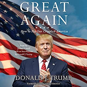 Great Again Audiobook