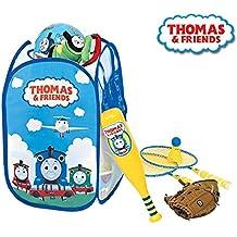 Thomas & Friends The Train Toy Box Children's Tidy Folding Portable Storage Basket Laundry Bin Pop up Hamper