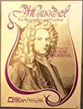 img - for Handel for Recorder (Soprano or Tenor) and Guitar book / textbook / text book
