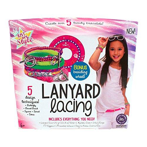 Just My Style Lanyard Lacing