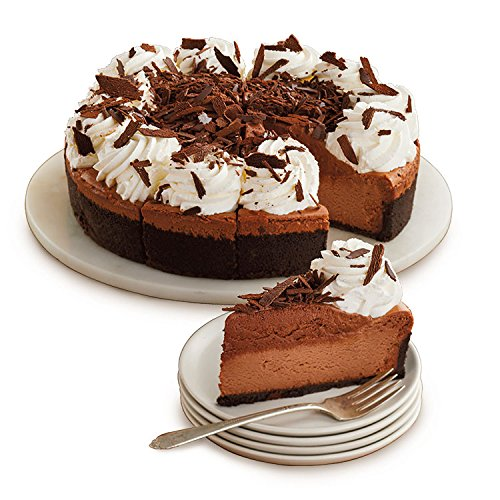- Harry & David The Cheesecake Factory Chocolate Mousse Cheesecake (7 Inches)