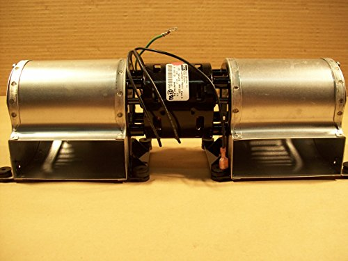 Enviro Pellet Stove Exhaust Combustion Motor w Housing & Gasket - 10-1115 G by Fasco