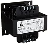 Hubbell Acme Electric TB81215 Open Core and Coil Industrial Control Transformer, 240V x 480V, 230V x 460V, 220V x 440V Primary Volts, 120V/115V/110V Secondary Volts, 0.5 kVA