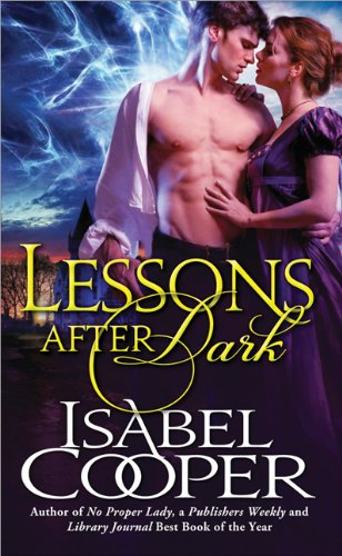 book cover of Lessons After Dark