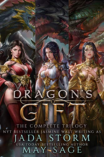 Dragon's Gift: The Complete Trilogy: a Why Choose Fantasy Romance ()