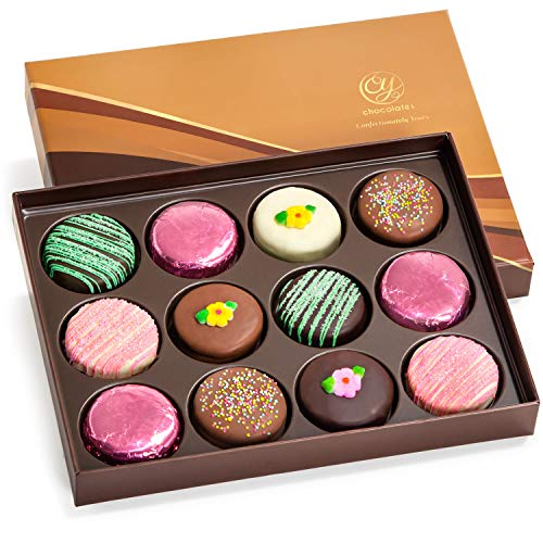 - Golden State Fruit Spring Celebration Dozen Chocolate Covered Oreos