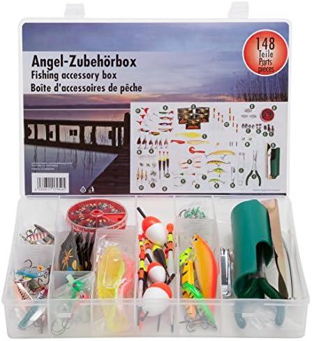 Ultega 148 Piece Tackle Box