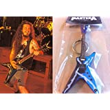 Keychain Guitar Dean From Hell Dimebag Darrell Pantera