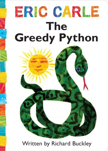The Greedy Python (The World of Eric ()
