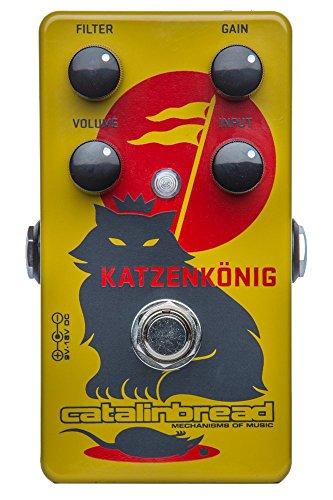 Catalinbread Karma Suture Germanium Harmonic Fuzz Guitar Effects Pedal