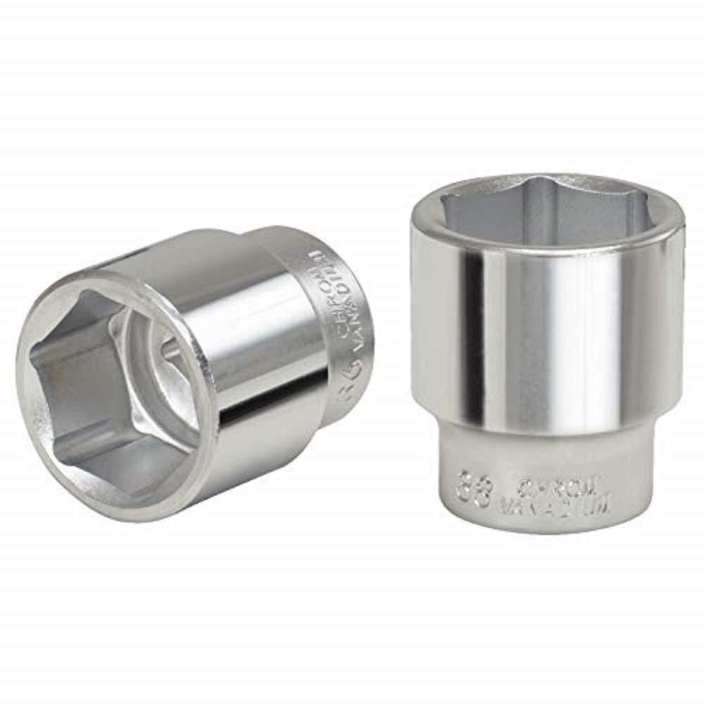 KS Tools 911.3435 Douille 6 pans 3//4-35 mm CHROMEplus