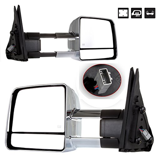 towing mirrors toyota - 7