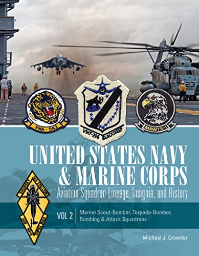 Wwii Squadron Patches - United States Navy and Marine Corps Aviation Squadron Lineage, Insignia, and History: Volume 2: Marine Scout-Bomber, Torpedo-Bomber, Bombing & Attack Squadrons