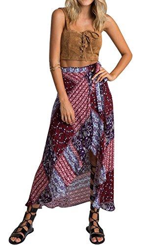 CoutureBridal - Falda - Asimétrico - para mujer Diseño 5