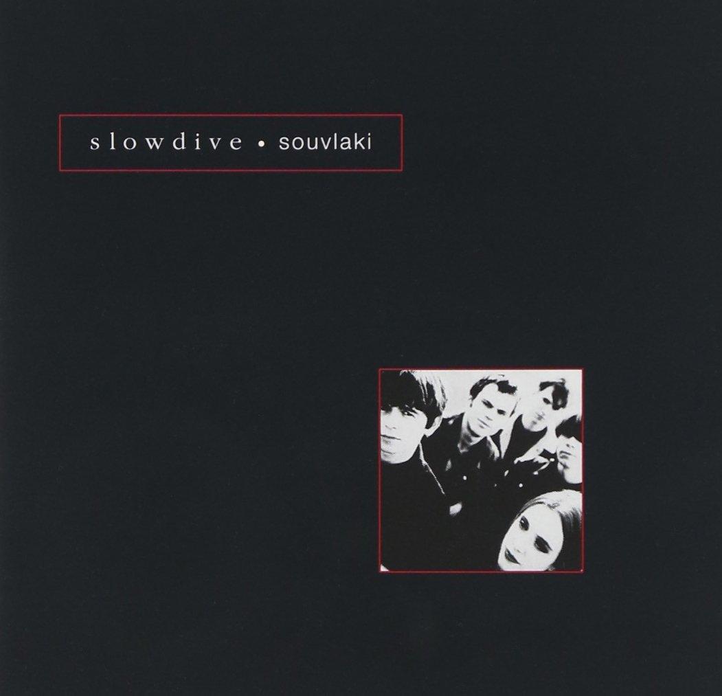 CD : Slowdive - Souvlaki