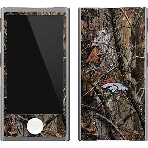 Skinit NFL Denver Broncos iPod Nano (7th Gen&2012) Skin - Denver Broncos Realtree AP Camo Design - Ultra Thin, Lightweight Vinyl Decal Protection - Denver Broncos Nfl Nano