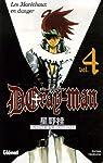 D. Gray-Man, tome 4 : Les Maréchaux en danger par Hoshino