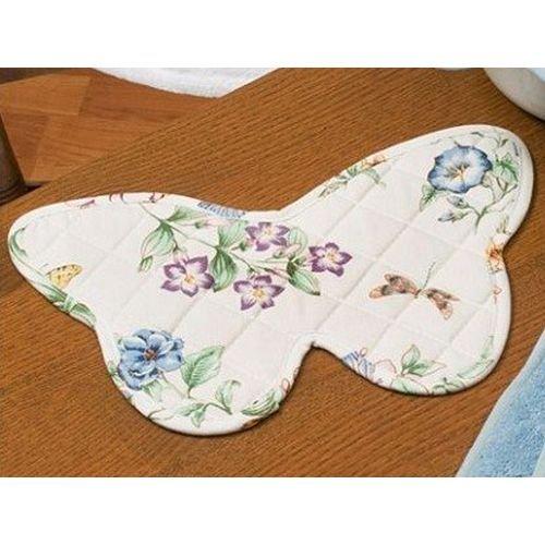 Lenox Butterfly Meadow Quilted Trivet (Butterfly Trivet)