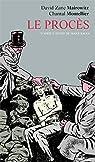 Le procès : D'après l'oeuvre de Franz Kafka par Montellier