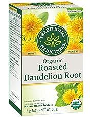 Traditional Medicinals Organic Roasted Dandelion, 20 tea bags, 30g