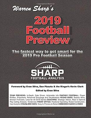 Best 2019 Football Cards Warren Sharp's 2019 Football Preview: Warren Sharp: 9781074806873
