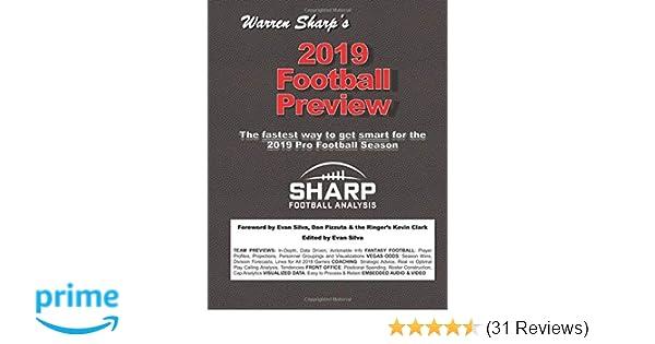 Warren Sharp's 2019 Football Preview: Warren Sharp