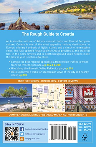 The Rough Guide to Croatia