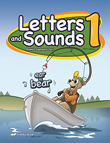 Abeka Letters and Sounds 1 for sale  Delivered anywhere in USA