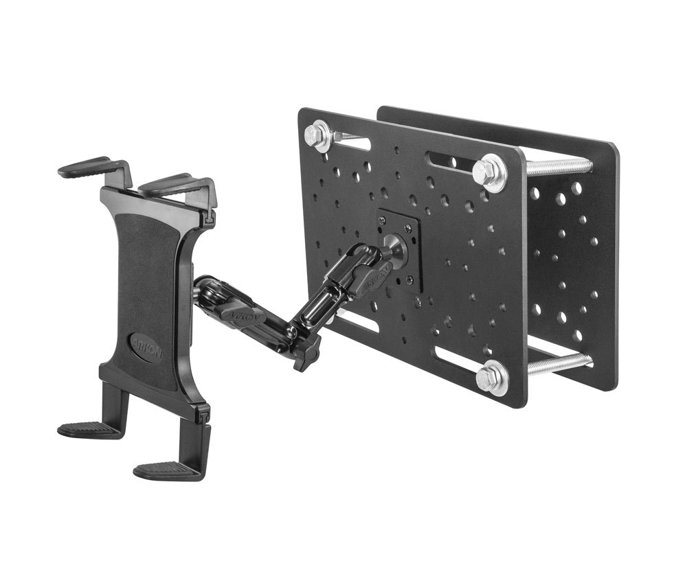 Arkon Forklift Tablet Mount Retail Black