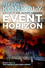 EVENT HORIZON (The Perseid Collapse Series Book 2)
