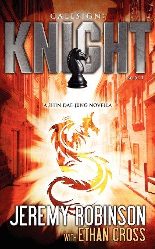 book cover of Callsign: Knight