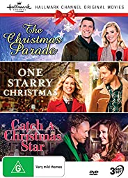 Hallmark Christmas 3 Film Collection (The Christmas Parade/One Starry Christmas/Catch a Christmas Star)