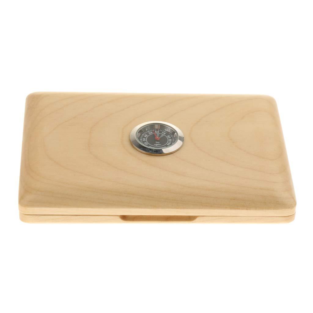 SM SunniMix 1pc In Legno Oboe Reed Storage Case Con Controllo Dell'umidità Per 12 Ance 84f86d819b4d79c5bff86a1a099c5f42