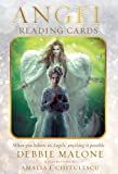 Angel Reading Cards: When You Believe In Angels, Anything Is Possible - 36 full colour cards and 120pp book