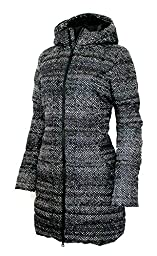The North Face Womens Down Gotham Parka Long Hooded Jacket 2016 (L)