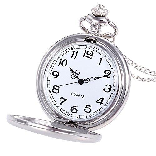 Mens 18k Pocket Watch - 9