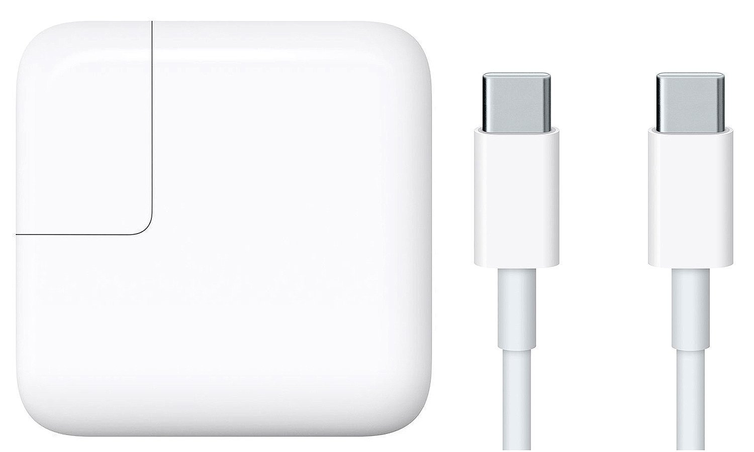 E EGOWAY Egoway 29W USB-C AC Power Adapter Charger for Apple Macbook 12 in MJ262LL/A (Only for 2015 version) with USB-C to USB-C Charge Cable