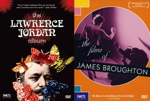 American Avant-Garde: Lawrence Jordan Album & Films of James Broughton by James Broughton by FACETS
