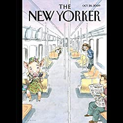 The New Yorker, October 26, 2009 (Jane Meyer, Christine Kenneally, Jonathan Lethem)